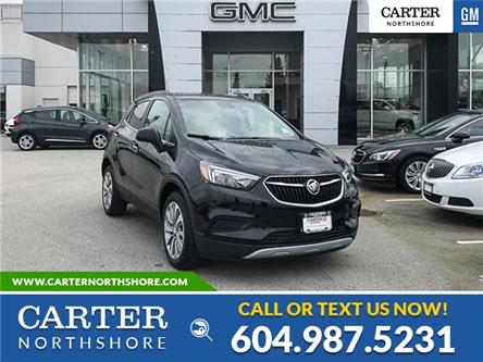 2020 Buick Encore Preferred (Stk: K56470) in North Vancouver - Image 1 of 13