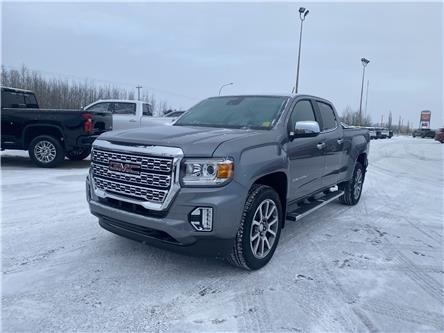 2021 GMC Canyon Denali (Stk: T2122) in Athabasca - Image 1 of 23