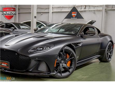 2019 Aston Martin DBS Superleggera (Stk: ) in Oakville - Image 1 of 40