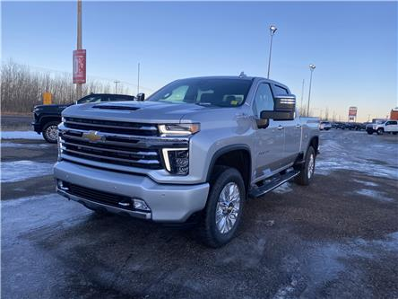 2021 Chevrolet Silverado 3500HD High Country (Stk: T2127) in Athabasca - Image 1 of 25