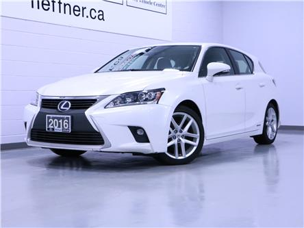 2016 Lexus CT 200h Base (Stk: 207354) in Kitchener - Image 1 of 20