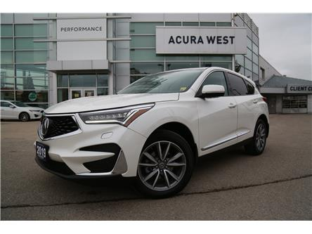 2019 Acura RDX Elite (Stk: 7345A) in London - Image 1 of 26