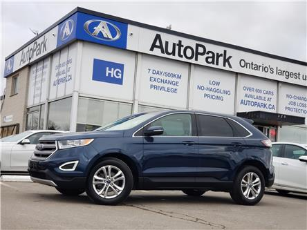 2017 Ford Edge SEL (Stk: 17-56180) in Brampton - Image 1 of 23