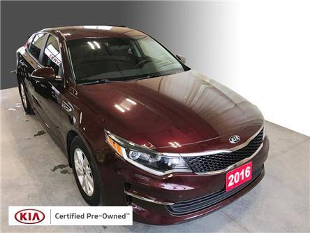 2016 Kia Optima LX (Stk: S21127A) in Stratford - Image 1 of 20