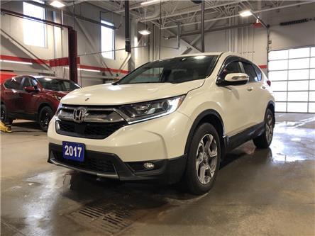2017 Honda CR-V EX (Stk: 20-573A) in Stouffville - Image 1 of 15