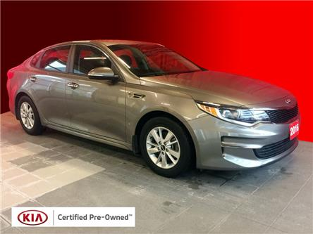 2016 Kia Optima LX (Stk: K20338A) in Listowel - Image 1 of 19
