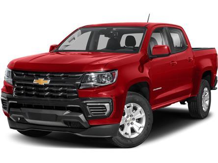 2021 Chevrolet Colorado Z71 (Stk: F-ZGSPJS) in Oshawa - Image 1 of 5