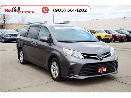 2018 Toyota Sienna LE 8-Passenger (Stk: 92032) in Hamilton - Image 1 of 20