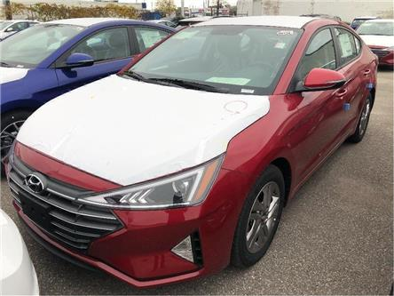 2020 Hyundai Elantra Preferred (Stk: 30286) in Scarborough - Image 1 of 5