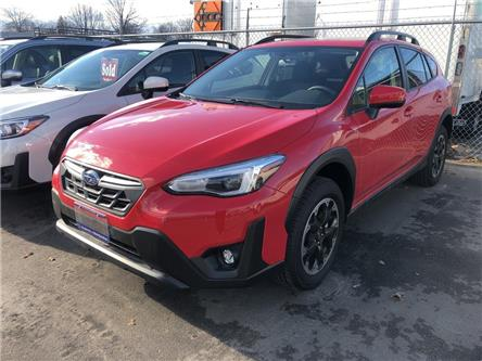 2021 Subaru Crosstrek Sport (Stk: S5448) in St.Catharines - Image 1 of 3