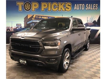 2019 RAM 1500 Sport (Stk: 869506) in NORTH BAY - Image 1 of 28