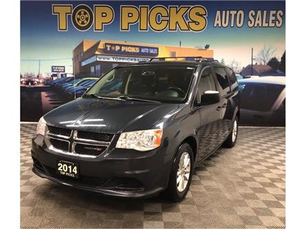 2014 Dodge Grand Caravan SE/SXT (Stk: 139844) in NORTH BAY - Image 1 of 26