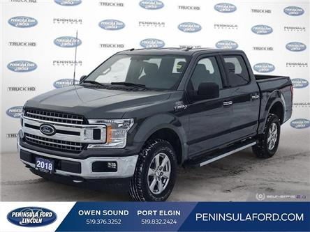2018 Ford F-150 XLT (Stk: 2171) in Owen Sound - Image 1 of 24
