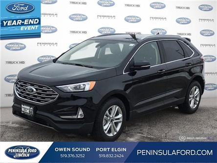 2020 Ford Edge SEL (Stk: 20ED55) in Owen Sound - Image 1 of 25