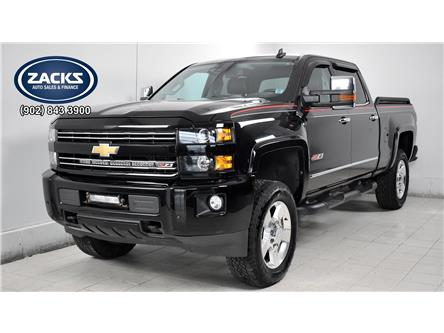 2016 Chevrolet Silverado 2500HD LTZ (Stk: 90860) in Truro - Image 1 of 35