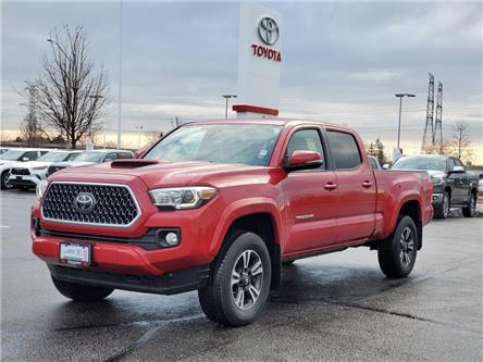 2019 Toyota Tacoma SR5 V6 (Stk: P2599) in Bowmanville - Image 1 of 27