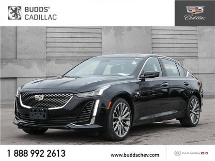 2021 Cadillac CT5 Premium Luxury (Stk: C51000) in Oakville - Image 1 of 25