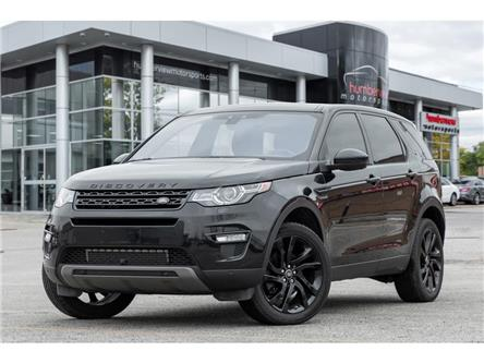 2017 Land Rover Discovery Sport HSE LUXURY (Stk: 20HMS1383) in Mississauga - Image 1 of 25
