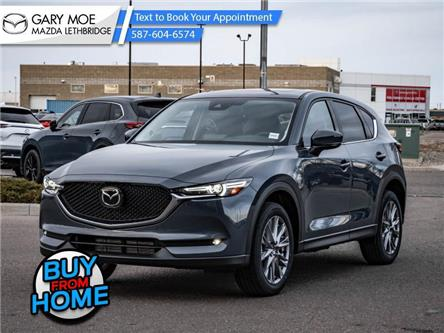 2021 Mazda CX-5 GT (Stk: 21-4097) in Lethbridge - Image 1 of 25