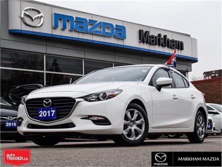 2017 Mazda Mazda3  (Stk: N210135A) in Markham - Image 1 of 25