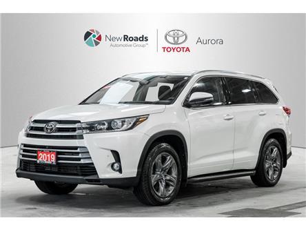 2019 Toyota Highlander Limited (Stk: 322131) in Aurora - Image 1 of 26