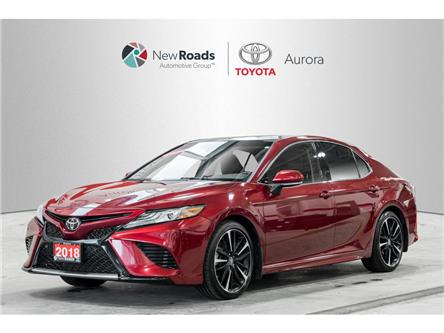 2018 Toyota Camry XSE (Stk: 322591) in Aurora - Image 1 of 20
