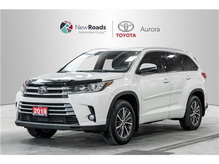 2018 Toyota Highlander  (Stk: 322811) in Aurora - Image 1 of 22