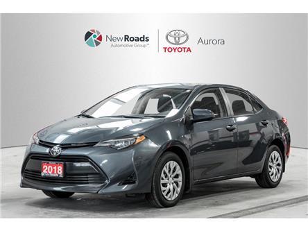 2018 Toyota Corolla  (Stk: 322821) in Aurora - Image 1 of 19
