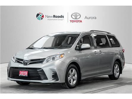 2019 Toyota Sienna LE (Stk: 6788) in Aurora - Image 1 of 20
