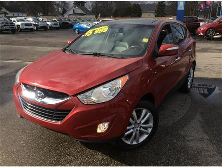 2013 Hyundai Tucson Limited (Stk: A9401) in Sarnia - Image 1 of 30