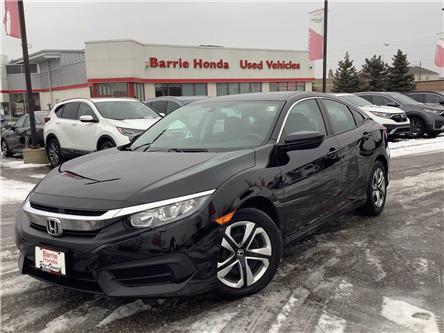 2017 Honda Civic LX (Stk: U17307) in Barrie - Image 1 of 24