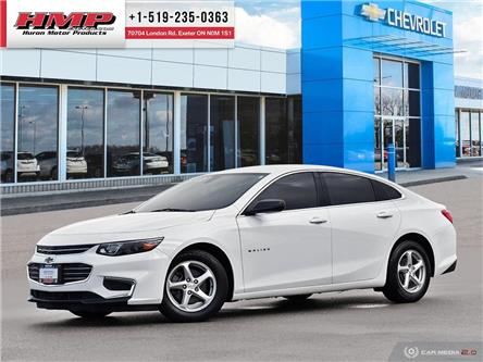2016 Chevrolet Malibu LS (Stk: 83938) in Exeter - Image 1 of 27