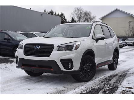 2021 Subaru Forester Sport (Stk: SM183) in Ottawa - Image 1 of 24