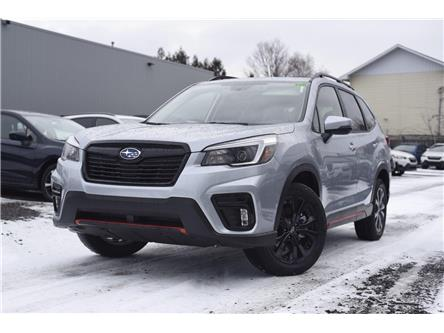 2021 Subaru Forester Sport (Stk: SM180) in Ottawa - Image 1 of 24