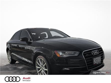 2015 Audi A3 2.0T Progressiv (Stk: 10027B) in Windsor - Image 1 of 26