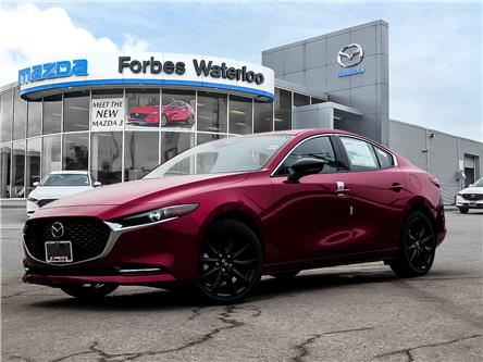 2021 Mazda Mazda3 GT w/Turbo (Stk: A7111) in Waterloo - Image 1 of 17