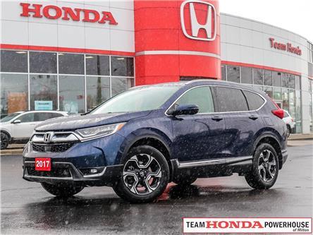 2017 Honda CR-V Touring (Stk: 3758) in Milton - Image 1 of 30