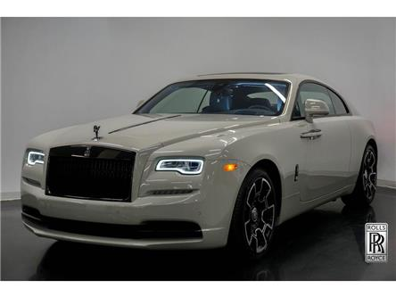 2020 Rolls-Royce Wraith BLACK BADGE - Bespoke Interior - $4,995/month* (Stk: 20012) in Montreal - Image 1 of 30
