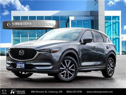2018 Mazda CX-5 GT (Stk: 21067A) in Cobourg - Image 1 of 30