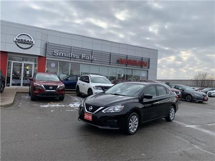 2016 Nissan Sentra 1.8 S (Stk: P2118) in Smiths Falls - Image 1 of 16