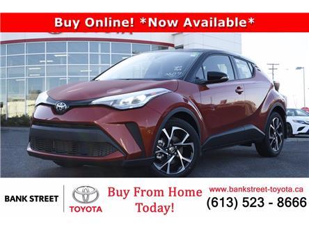 2021 Toyota C-HR XLE Premium (Stk: 28817) in Ottawa - Image 1 of 25
