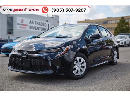2021 Toyota Corolla LE (Stk: 210155) in Hamilton - Image 1 of 16