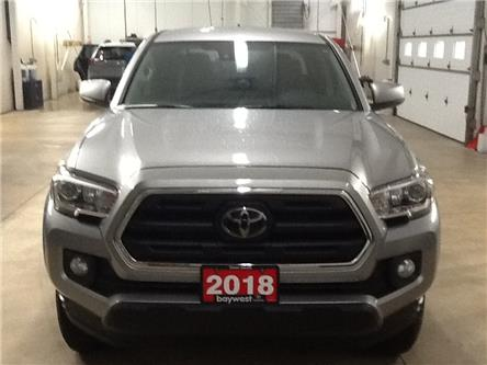 2018 Toyota Tacoma SR5 (Stk: ) in Owen Sound - Image 1 of 5