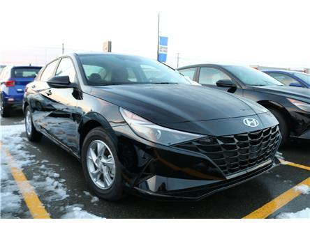 2021 Hyundai Elantra ESSENTIAL (Stk: 12349) in Saint John - Image 1 of 4