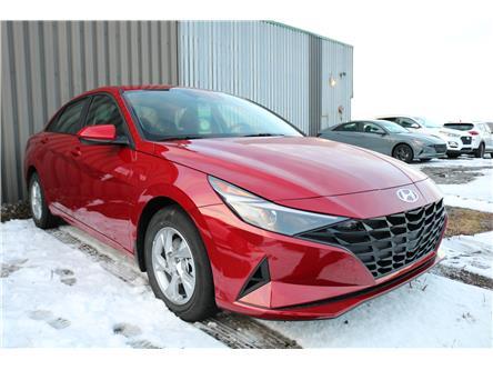 2021 Hyundai Elantra ESSENTIAL (Stk: 12374) in Saint John - Image 1 of 4