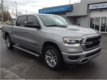 2019 RAM 1500 Sport (Stk: 201349) in Kingston - Image 1 of 23