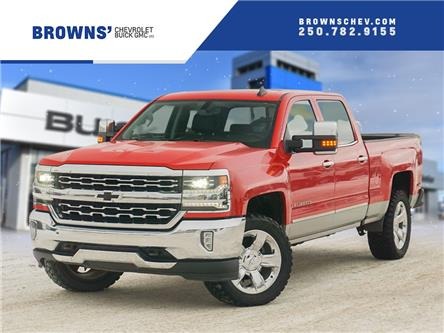 2017 Chevrolet Silverado 1500 1LZ (Stk: T20-1557AA) in Dawson Creek - Image 1 of 15