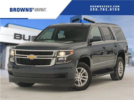 2019 Chevrolet Tahoe LT (Stk: T21-1616A) in Dawson Creek - Image 1 of 16