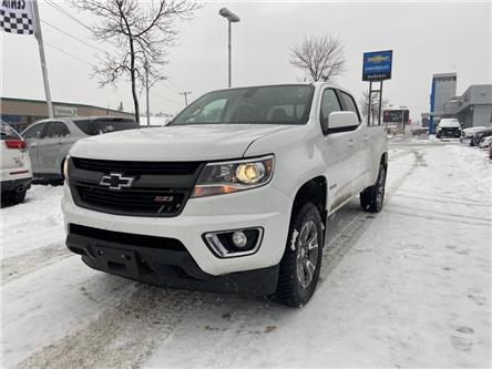 2019 Chevrolet Colorado Z71 (Stk: L444A) in Thunder Bay - Image 1 of 18