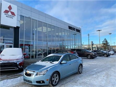 2012 Chevrolet Cruze LTZ Turbo (Stk: 22639A) in Edmonton - Image 1 of 17